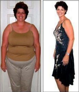 She Lost 52 Pounds in 6 Weeks