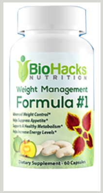 Weight Management Formula #1 Supplement