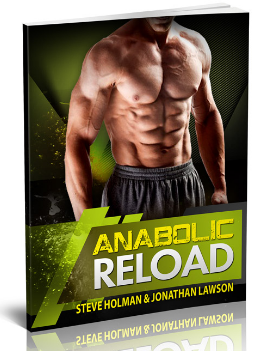 Anabolic Reload Book