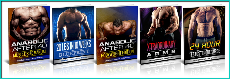 Anabolic After 40 eBook